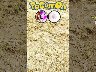 Pokemon GO Porn - Anny Aurora caught a..