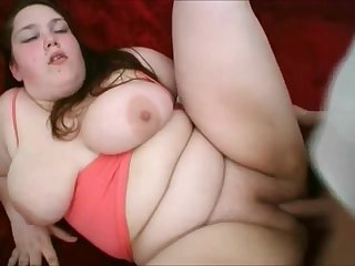 Fucking Fat BBW Slut with big tits I met..