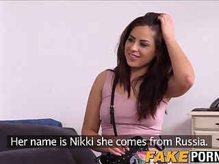Sexy russian babe Nikki just loves..