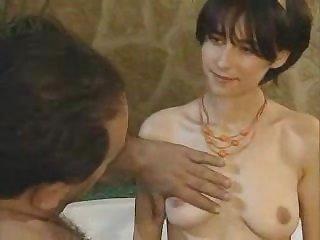 SB3 Sexy Teen Maid Provides The Hole..