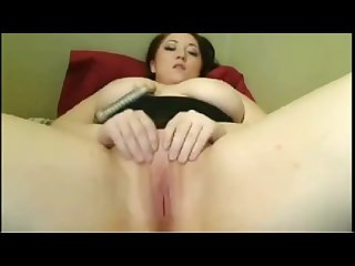 Chubby BBW Teen fingering and spreading..