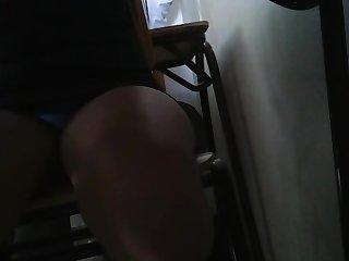 piernas y upskirt