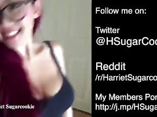 Busty Asian BOOBS jiggle by Harriet..