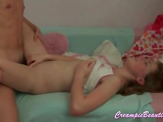 Sweet Girl Lapped And Rubbed