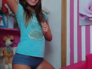 Nataly_Doll cute Russian undressing